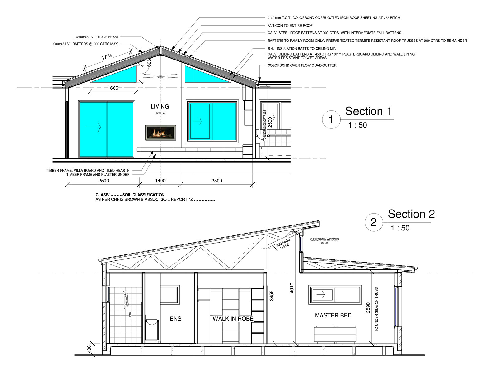 Plans for an Accessible Home